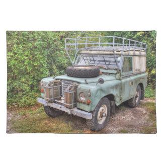 Serie III 109 de Land Rover Mantel
