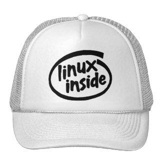 Serie Linux dentro Gorra