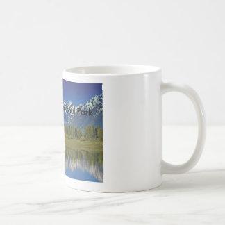 Serie magnífica 4 del parque nacional de Teton Tazas