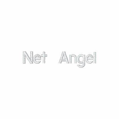 Serie neta del ángel - chaqueta de chándal