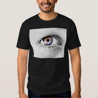 Serie Olho Branco T-Shirt