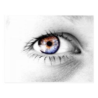 Serie Olho Branco Postales