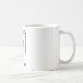 Serie Olho Taza De Café