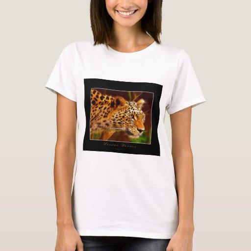 Serie persa del regalo del leopardo playera