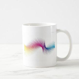 Serie Raio de Luz Classic White Coffee Mug