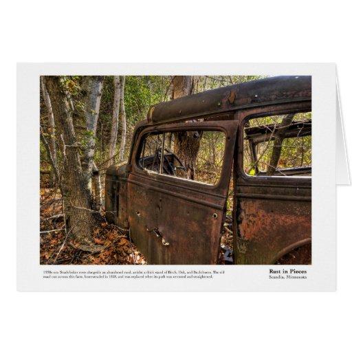 Serie salvaje y rural en enero G. Hogle de Minneso Tarjeta De Felicitación