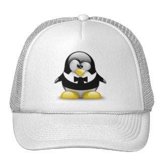 Serie Tux Mesh Hats