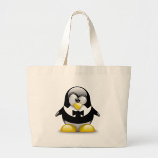 Serie Tux Large Tote Bag