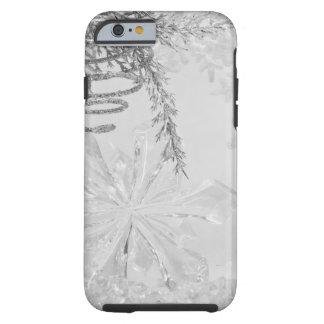 """""""Serie v del país de las maravillas del invierno"""" Funda Para iPhone 6 Tough"""
