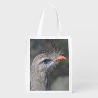 Seriema Reusable Grocery Bags
