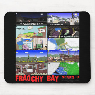 Series 3 Mousemat Mouse Pad