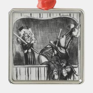 Series 'Actualites', The new Neapolitan Metal Ornament