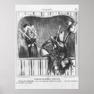 Series 'Actualites', The new Neapolitan Print