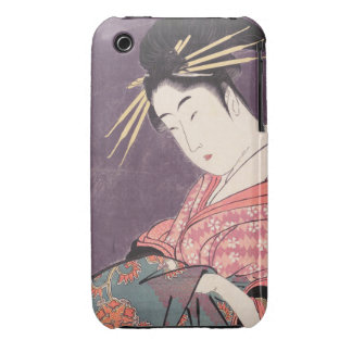 Series Comparing the Charms of Beauties Courtesan Case-Mate iPhone 3 Case