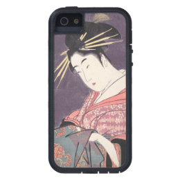 Series Comparing the Charms of Beauties Courtesan Case For iPhone SE/5/5s