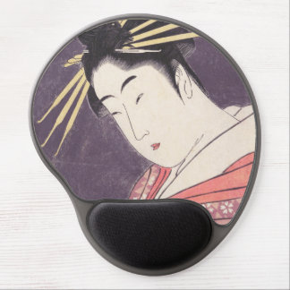 Series Comparing the Charms of Beauties Courtesan Gel Mouse Pad