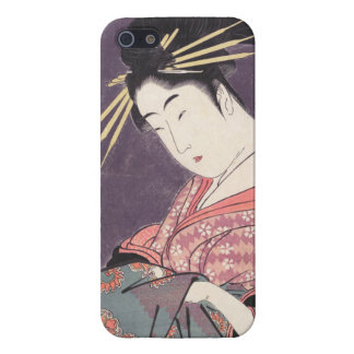Series Comparing the Charms of Beauties Courtesan iPhone 5/5S Case