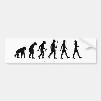 series evoludrone bumper sticker