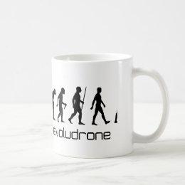 series evoludrone coffee mug