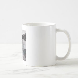 Series Forest. Forest and Bat Classic White Coffee Mug