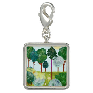 Series Forest. Forest and Sunny Hare Charm