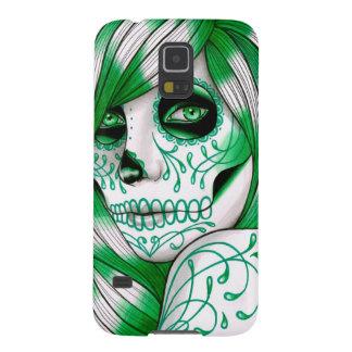 Series Green Day del espectro del chica muerto Fundas Para Galaxy S5