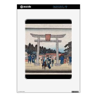 Series II Sannō Shrine at Nagatanobaba Skins For The iPad