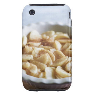 series making apple pie tough iPhone 3 case