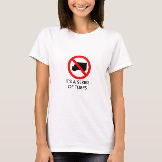 Series of Tubes - Internet T-Shirt