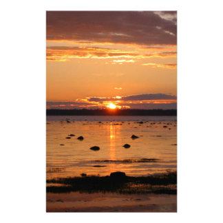 Series Sunset Stationery