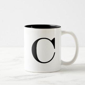 Serif C Mug