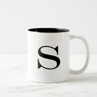 Serif S Mug