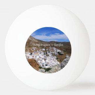 Serifos town – Serifos Ping Pong Ball