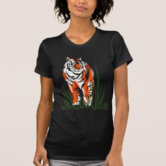Serigrafía del tigre playera