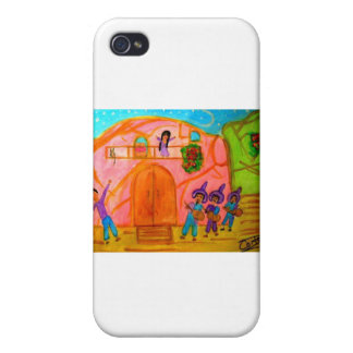 Serinade iPhone 4/4S Covers