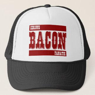Serious Bacon Fanatic Trucker Hat