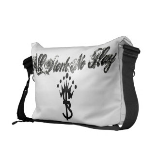 Serious Business Entertainment Courier Bags