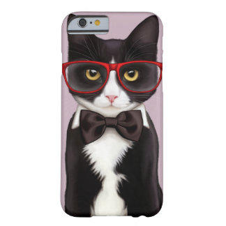 Serious Cat Barely There iPhone 6 Case