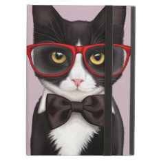 Serious Cat Case For Ipad Air at Zazzle