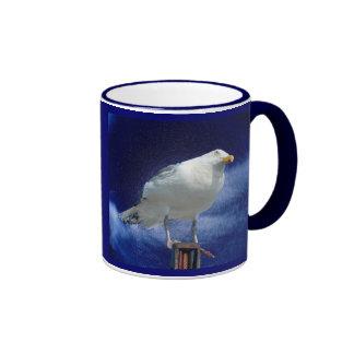 Serious Flier Ringer Coffee Mug