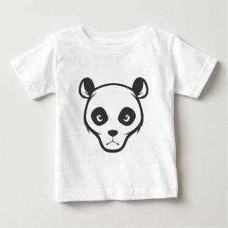 Serious Giant Panda Bear Baby T-Shirt