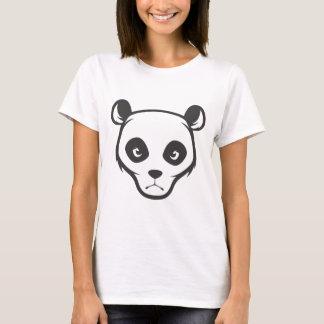 Serious Giant Panda Bear T-Shirt