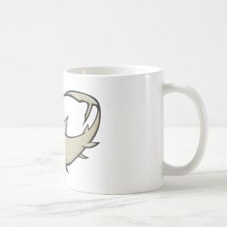 Serious Hammerhead Shark Coffee Mugs
