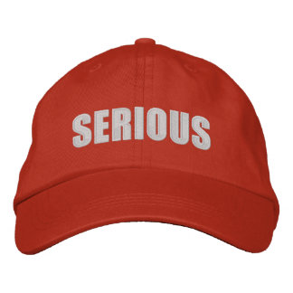 Serious Hat