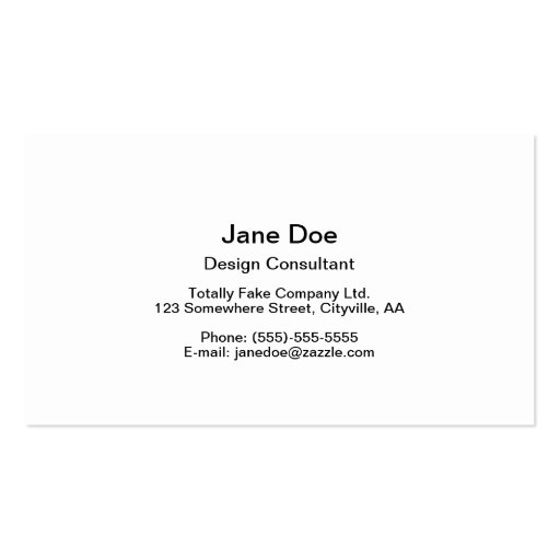 Serious Iguana Portrait Business Card Template