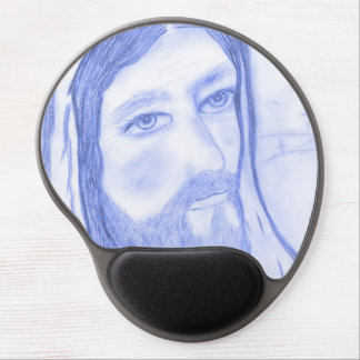 Serious Jesus Gel Mouse Pad