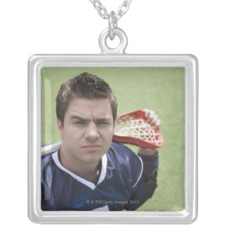Serious lacrosse player custom jewelry