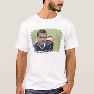 Serious lacrosse player T-Shirt