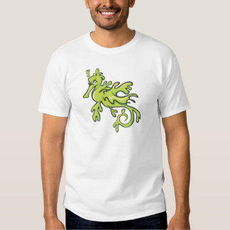 Serious Leafy and Weedy Sea Dragon T Shirt