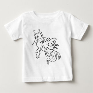 Serious Leafy and Weedy Sea Dragon T-shirt